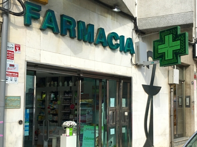 Farmacia Alodia Álvarez Leal FARMACIAS
