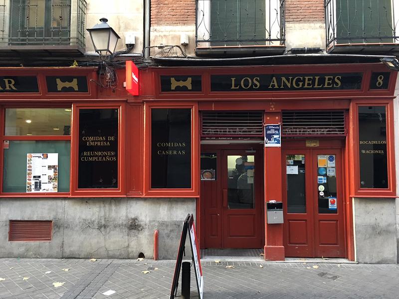 Restaurante Los Ángeles RESTAURANTES