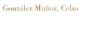 Celso González Muñoz