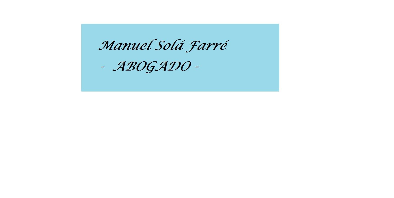 Manuel Solà Farré