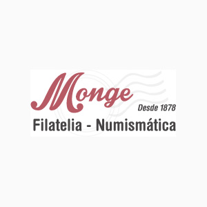 Numismática Filatelia Monge