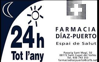 Farmacia Díaz-Puerto