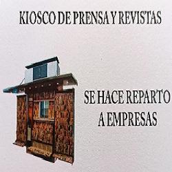 Kiosco de Prensa Calle Serrano 104