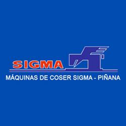 Sigma - Máquinas de Coser Piñana