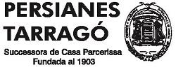 Persianas Tarragó