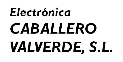 ELECTRONICA CABALLERO VALVERDE