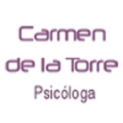 Psicóloga Carmen De La Torre