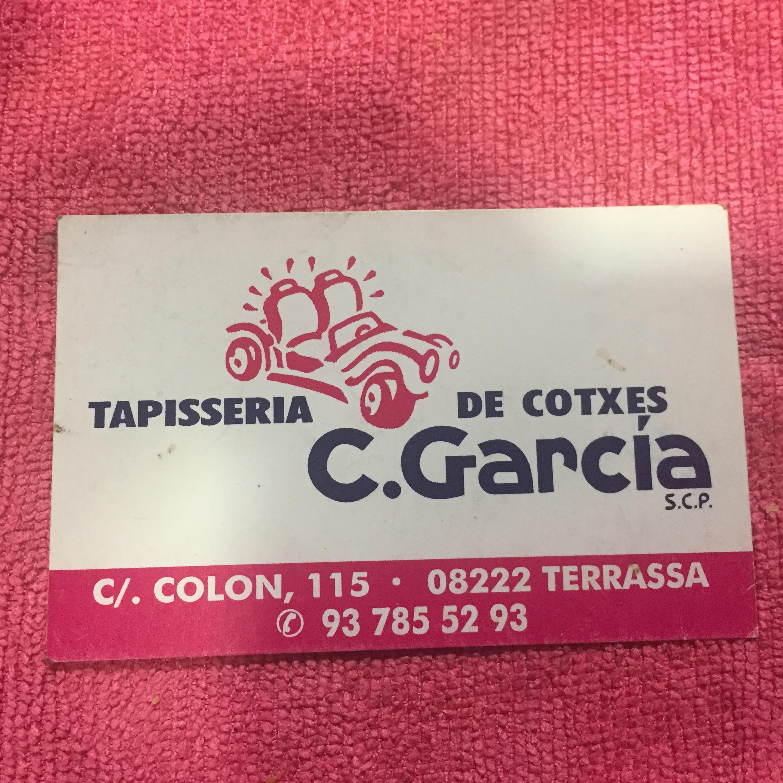 Tapissería De Cotxes C. García
