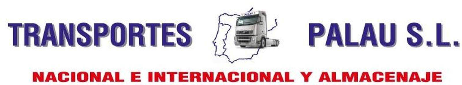 TRANSPORTES PALAU S.L