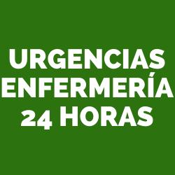 Urgencias Enfermería 24 Horas