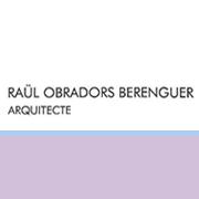 Raül Obradors Berenguer. Arquitecto