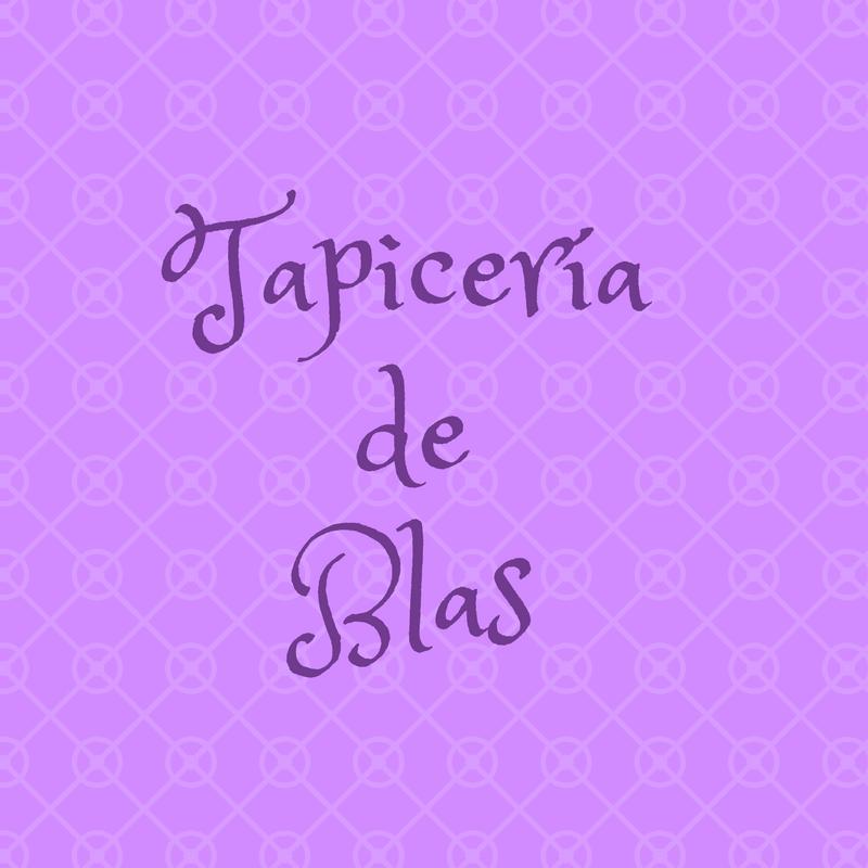 Tapicería de Blas