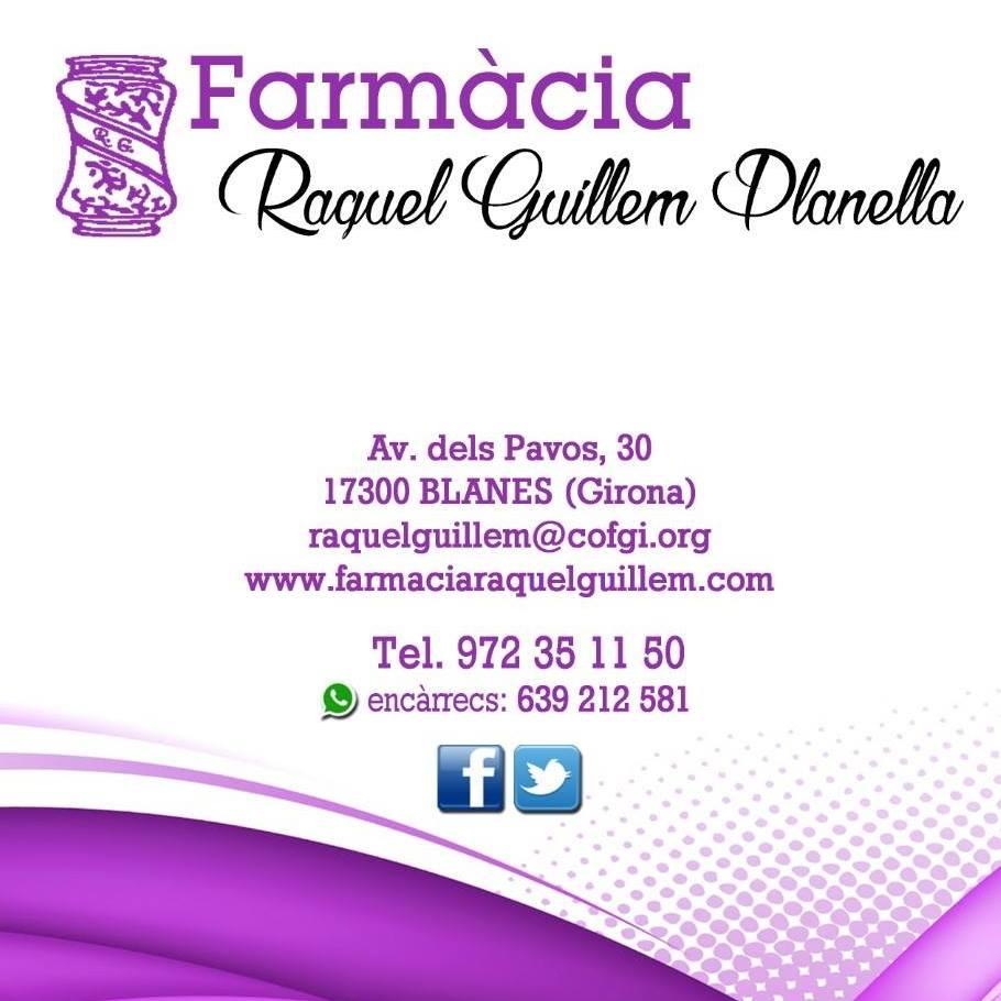 Farmacia Raquel Guillem Planella