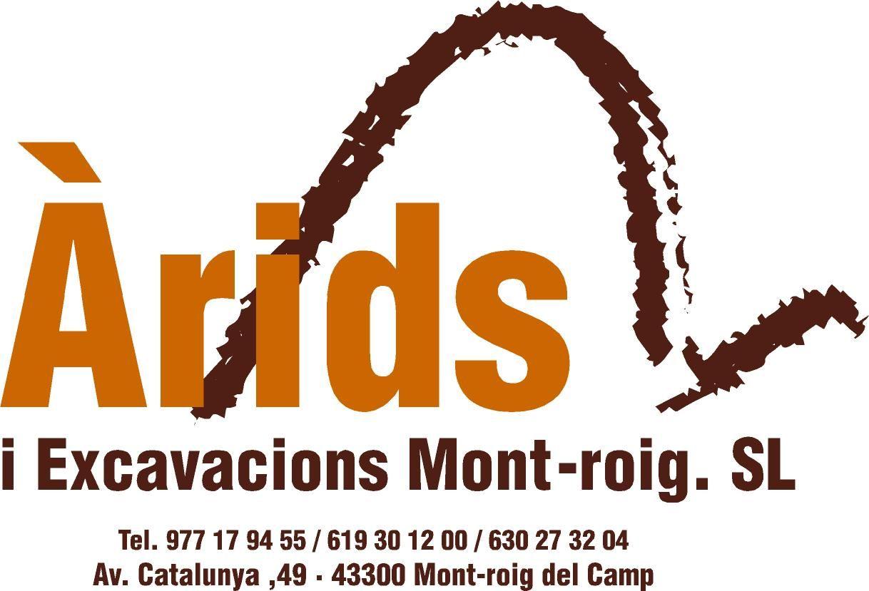 ARIDS I EXCAVACIONS MONT ROIG S.L.