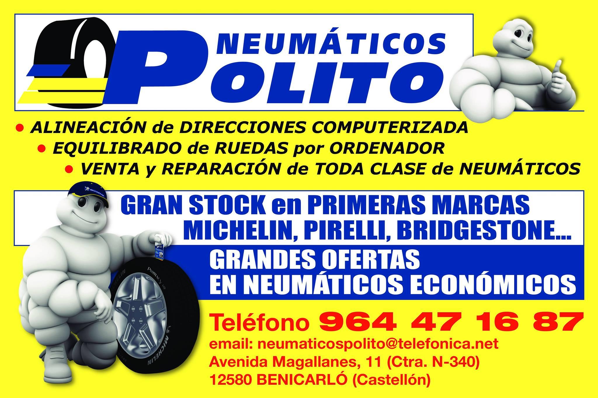 Neumáticos Polito
