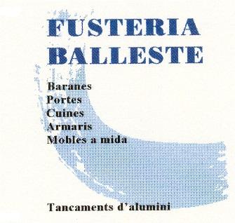 Fusteria Ballesté