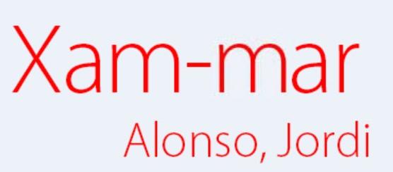 Dr. Jordi Xam-mar Alonso